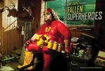 Fallen Superheroes : The Rock and Roll Photography of Chuck Boyd - Scott Allen Perry
