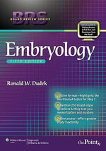 BRS Embryology - Ronald W. Dudek