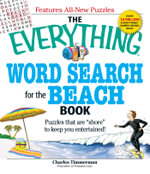 The Everything Word Search for the Beach Book : Puzzles That are