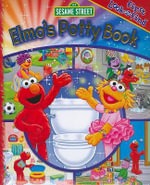 Elmo's Potty Book : Elmo's Potty Book (First Look and Find) - Tom Brannon