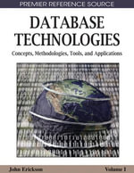 Database Technologies : Concepts, Methodologies, Tools, and Applications