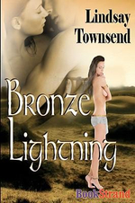 Bronze Lightning (BookStrand Publishing) - Lindsay Townsend