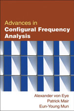 Advances in Configural Frequency Analysis - Alexander von Eye