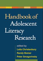 Handbook of Adolescent Literacy Research