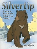 Silvertip : A Year in the Life of a Yellowstone Grizzly - Ted Rechlin