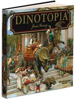 Dinotopia : A Land Apart from Time - James Gurney