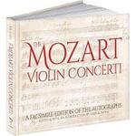 Mozart's Violin Concerti : Calla Editions - Wolfgang Amadeus Mozart