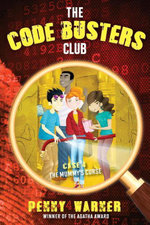 The Code Busters Club, Case #4 : The Mummy's Curse - Penny Warner