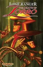 The Lone Ranger/Zorro : Death of Zorro - Esteve Polls
