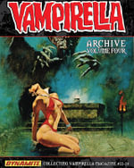 Vampirella Archives : Volume 4 - Various