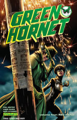 Green Hornet : Red Hand Volume 4 - Ronan Cliquet