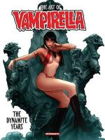 Art of Vampirella : Dynamite Years - J.Scott Campbell