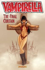 Vampirella : The Final Curtain Volume 6 - Heubert Khan Michael
