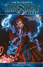 Jim Butcher's the Dresden Files Omnibus : Volume 1 - Jim Butcher