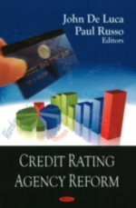 Credit Rating Agency Reform