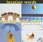 Location Words : Under and Over - Luana Mitten