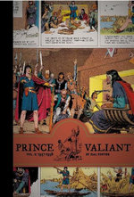 Prince Valiant : Volume 1 : 1937 - 1938 - Harold Foster