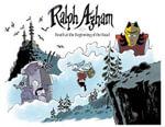 Ralph Azham : Death at the Beginning of the Road Vol. 2 - Lewis Trondheim