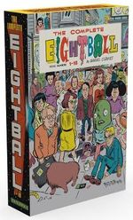 The Complete Eightball : Volume 1-18 - Daniel Clowes