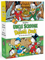 Walt Disney Uncle Scrooge and Donald Duck : The Don Rosa Library Vols. 1 & 2 Gift Box Set - Don Rosa