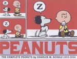The Complete Peanuts 1953-1954 : Complete Peanuts - Charles M. Schulz