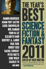The Year's Best Science Fiction & Fantasy 2011 - Neil Gaiman