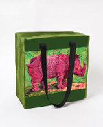 Tickled Pink Tote - Susan Carlson