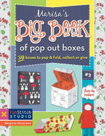 Aneela S Big Book of Pop Out Boxes : 20 Boxes to Pop & Fold, Collect or Give - Aneela Hoey