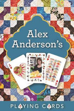 Alex Anderson's Playing Cards Single Pack - Alex Anderson