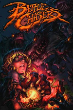 Battle Chasers Anthology - Joe Madureira