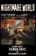 Nightmare World : Volume 3 - Dirk Manning