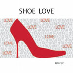 Shoe Love : In Pop-Up - Jessica Jones