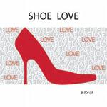 Shoe Love : In Pop-Up - Jessica Jones