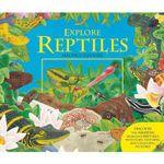 Explore : Reptiles : R - Maurice Pledger