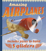 Amazing Airplanes : The Story of a Young Man - Gaby Goldsack