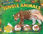 Color and Play : Jungle Animals - Nancy Honovich