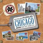 Chicago : Past to Present Puzzles - Editors Of Thunder Bay Press