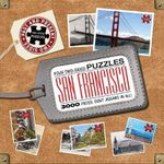 San Francisco : Past to Present Puzzles - Editors Of Thunder Bay Press