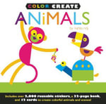 Color Create : Animals - Jenny Broom