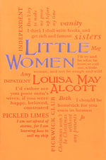 Little Women : Word Cloud Classics - Louisa May Alcott