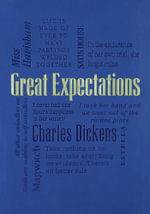 Great Expectations : Word Cloud Classics - Charles Dickens