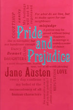 Pride and Prejudice : Word Cloud Classics - Jane Austen
