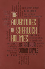 The Adventures of Sherlock Holmes : Word Cloud Classics - Sir Arthur Conan Doyle, Sir
