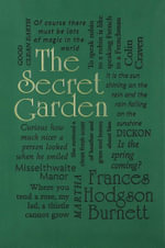 The Secret Garden : Word Cloud Classics - Frances Hodgson Burnett