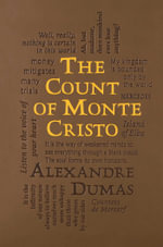The Count of Monte Cristo : Word Cloud Classics - Alexandre Dumas