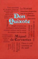 Don Quixote : Word Cloud Classics - Miguel de Cervantes Saavedra