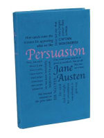 Persuasion : Word Cloud Classics - Jane Austen