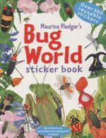 Bug World Sticker Book - Rod Green