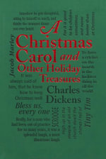 A Christmas Carol And Other Holiday Treasures : Word Cloud Classics - Charles Dickens