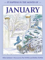 It Happens in the Month of January - Ellen B. Jackson